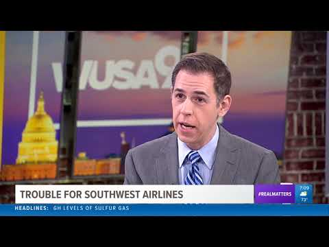 """Mark Albert with VoyageReport.com on WUSA9 """"Off Script"""" May 7, 2018"""