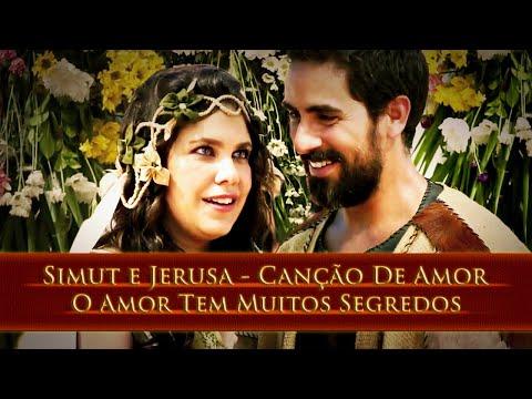 Simut and Jerusha - Love Have Many Secrets - Song Of Love - The Ten Commandments - REMIX AC