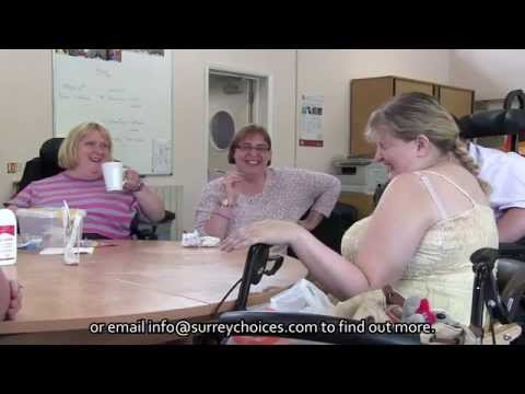 Woking Resource Centre - A Day Service for Adults with Disabilities