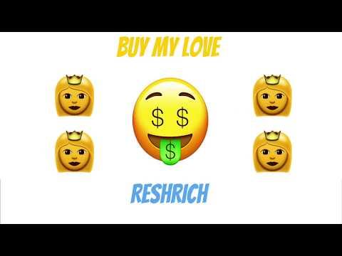 BUY MY LOVE LYRIC VIDEO