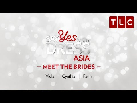 The Doubtful Daisies | Meet the Brides | Say Yes to the Dress Asia