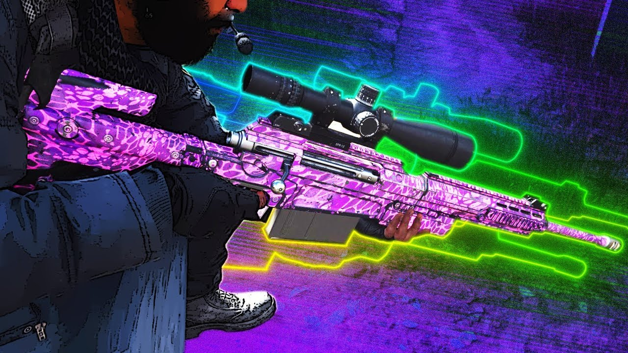 This Is The Best Sniper In Modern Warfare Must Try Youtube