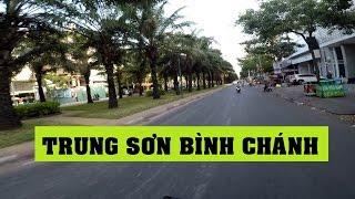 Nhà đất KDC Trung Sơn Bình Hưng, Bình Chánh - Land Go Now ✔