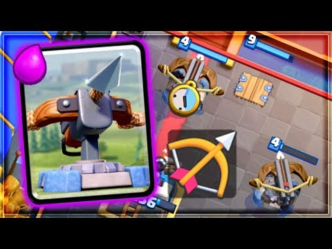 Clash Royale - XBOW 3.1! 20 Win Deck