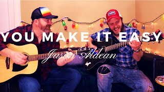 You Make It Easy - Jason Aldean Guitar Lesson