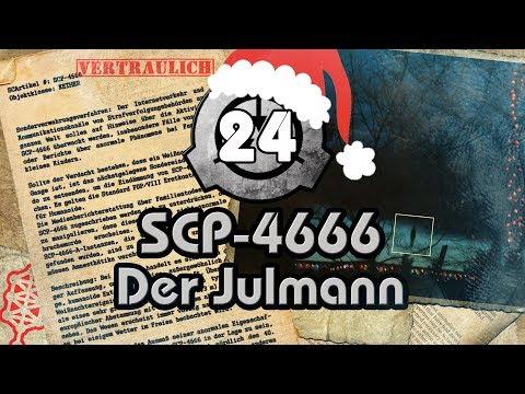 SCP-4666: [Der Julmann 🎄] (German/Deutsch)