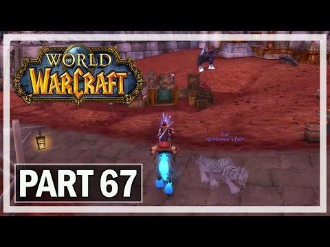 World of Warcraft Walkthrough Part 67 Hellfire Peninsula - Let's Play Gameplay