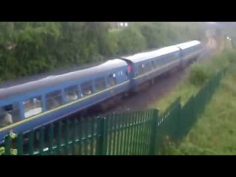Irish Railway Record Society Diesel Special at Roscrea* Re-edit
