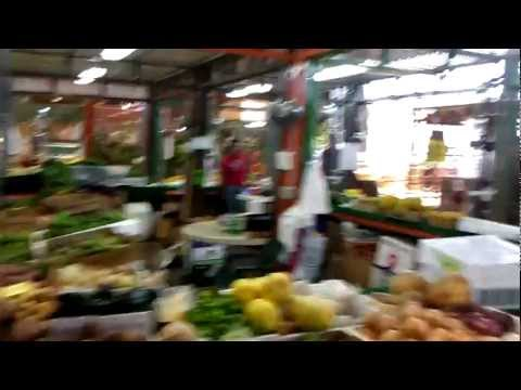 Quick Walk of the Yellow Green Farmers Market in South Florida 10 min