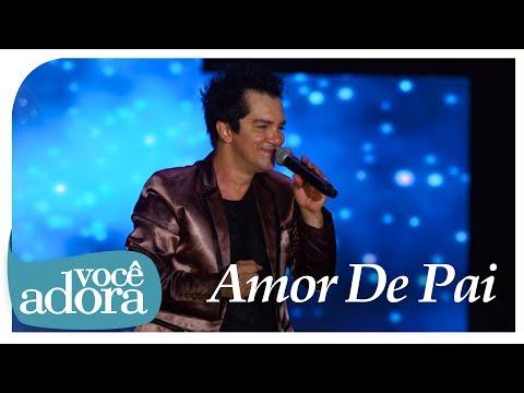 Regis Danese - Amor De Pai Part. Brenda Danese (DVD 10 Anos) [Vídeo Oficial]