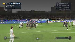 FIFA GLITCH (THE INVISIBLE GOAL)