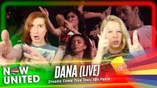 Baixar REACT Now United - DANA DANA (Live) - Dreams Come True Tour, São Paulo (Reação e Comentários)