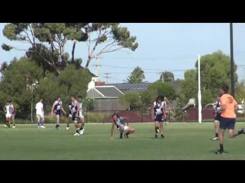 EDFL U15 A, Practice Match, 26 08  17, Hillside vs Hoppers Crossing