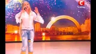 Украина мае талант 2 - Виктория Петрик