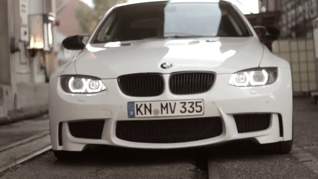 2017 Bmw 335i >> Prior Design BMW E92 335i M3 Wide Body Kit M1 Style Aero Bumper, Hood, - YouTube