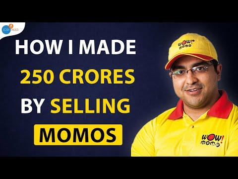 How To Start A Business With No Money In 2020 | Wow Momo Story | Sagar Daryani | Josh Talks