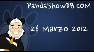Panda Show - 26 Marzo 2012 Podcast