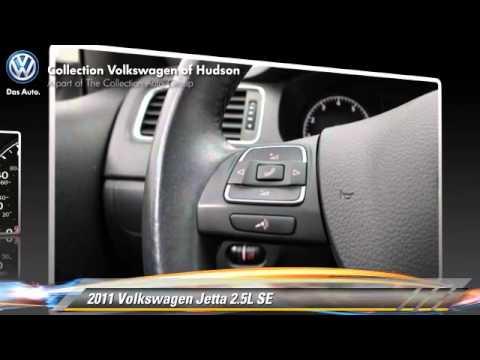 Used 2011 Volkswagen Jetta 2.5L SE - Hudson