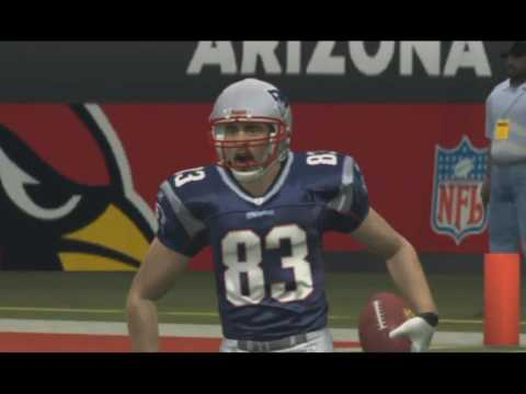 Sunday Sports Plays! 2008 Super Bowl! Part 1