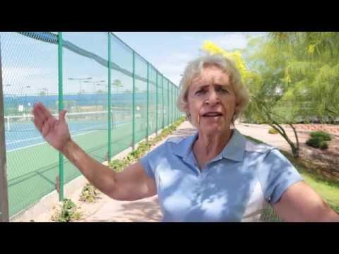 A tour of the Resort RV Park, Mesa, AZ