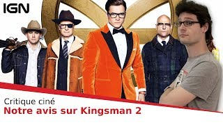Kingsman - Le Cercle d'Or : notre avis de super-espion