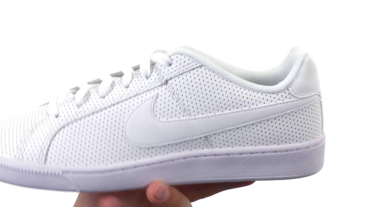 Nike Court Royale Premium Leather SKU