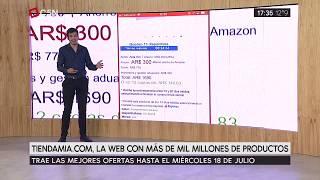 Tiendamia.com, la web con más de mil millones de productos
