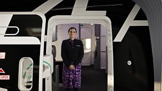 The new 787-9 Dreamliner – Fly Happy #AirNZ787