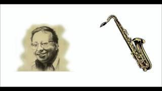 Chingari Koi Bharke-Saxophone
