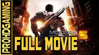 Modern Combat 5: Blackout (Android) I Full Movie I Gameplay Walkthrough [HD]