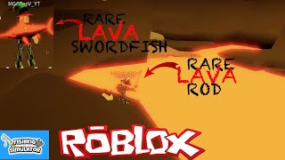 Download Roblox Fishing Simulator How To Get The Rare Lava Rod