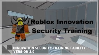 Roblox Innovation Security Training #1
