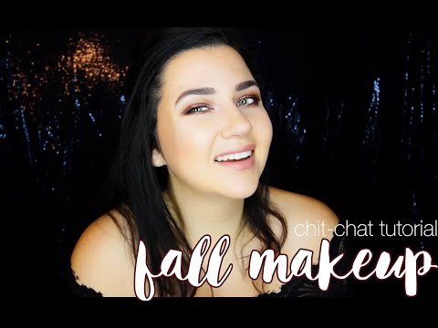 Chit-Chat Fall Makeup Tutorial | COLLAB with Learning To Be Fearless!
