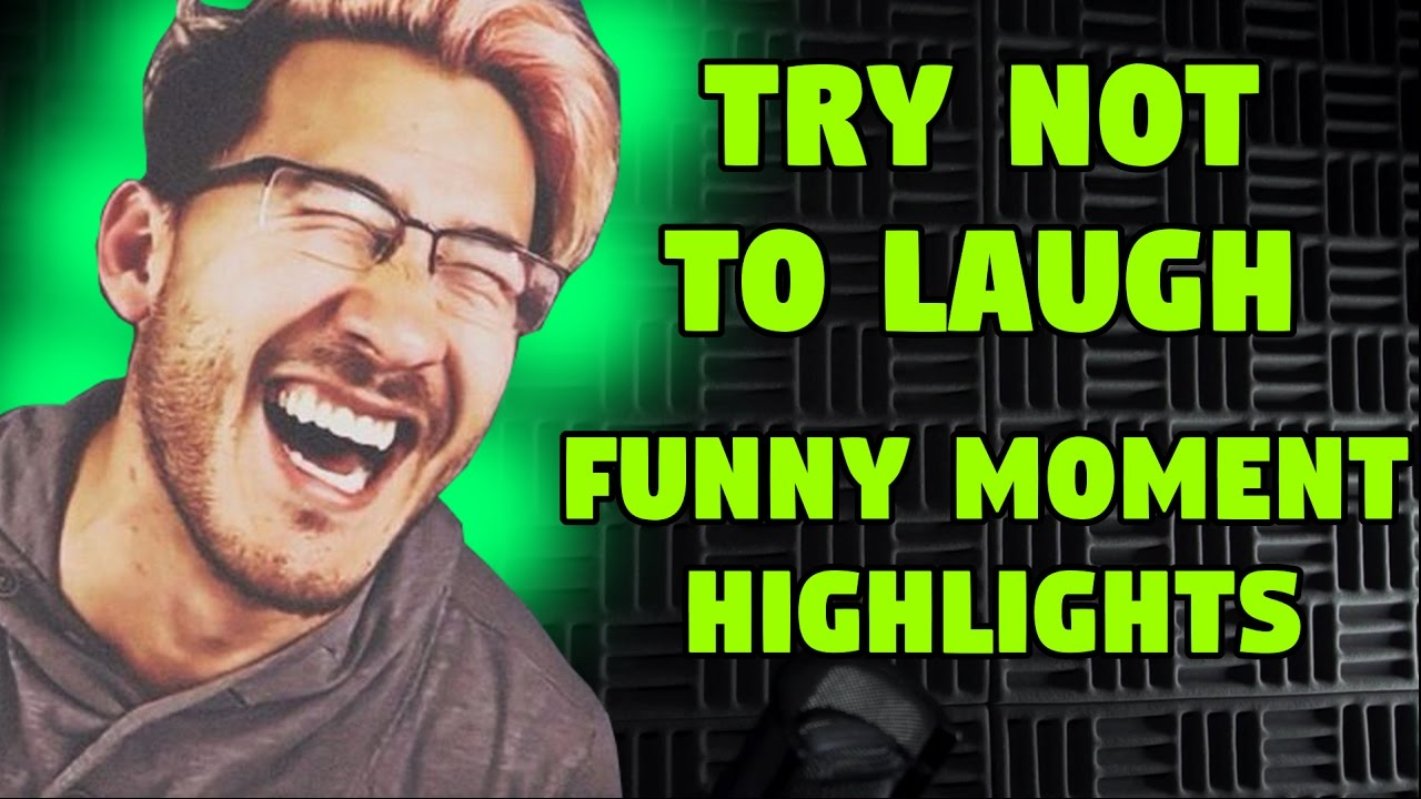 Try Not To Laugh CHALLENGE ( Markiplier Highlights ... Markiplier Try Not To Laugh