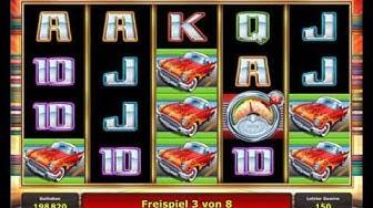 Redline Racer kostenlos spielen - Novomatic / Novoline