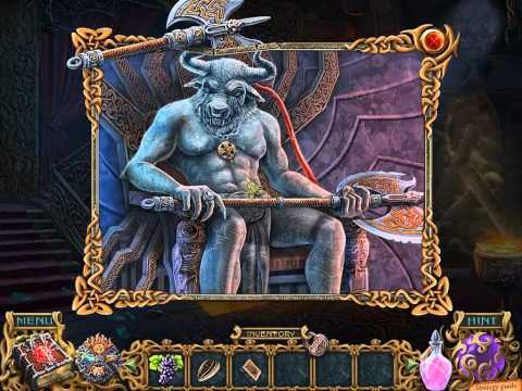 Spirits of Mystery: The Dark Minotaur [CE] Walkthrough (Part