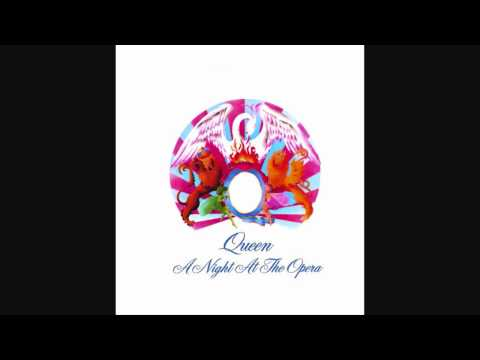 Queen - I'm In Love With My Car - A Night At The Opera - Lyrics (1975) HQ