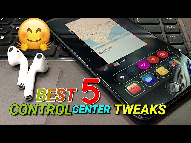 12 18 MB] Top 5 Control Center Cydia Tweaks For unc0ver