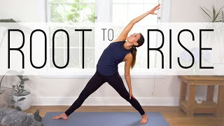 Root To Rise Yoga | Yoga With Adriene
