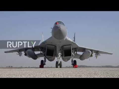 Serbia: Russia gifts Belgrade six Mig-29 fighter jets