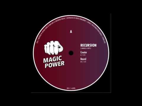 Recursion (J.Manuel & Rifts) - Bound[MAGIC POWER]