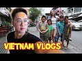 VIETNAM IS CRAZY!!! ft. Food Adventures, Pickpockets and Friends | Vietnam Party People
