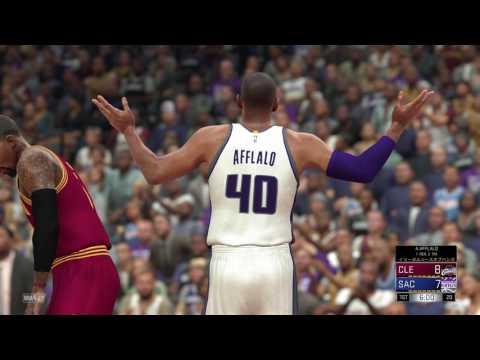 【NBA 2K17】弱小チームでも強豪チームに勝てるのか検証実験!【PS4】