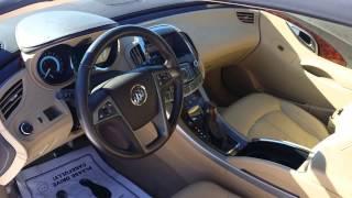 2011 Buick LaCrosse CXL for Bruce &  Shawna by Wayne Ulery