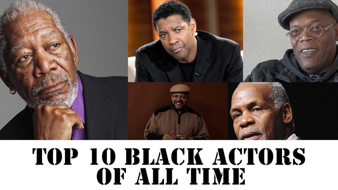 black actors above 50