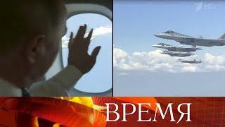 Боевые лазеры для российской армии и флота: Владимир Путин о технологиях на грани фантастики.