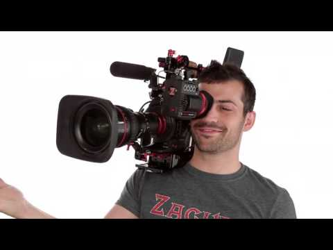 Canon C300 MKII Recoil Product Update