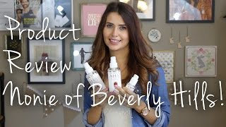 Nonie Beverly Hills Cruelty-free Skin Care - Logical Harmony