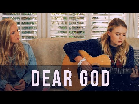 Dear God - Avenged Sevenfold (Cover By Sarah & Michaila Cothran)