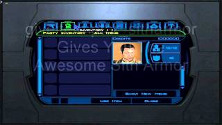 How To: Enable Cheats And Use Them On Star Wars Kotor 1/2 PC